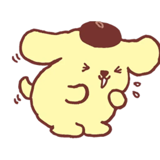 Pompompurin ? - Sticker 15