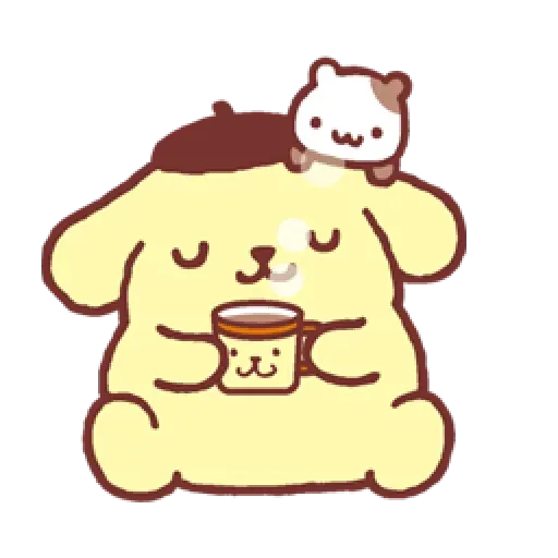 Pompompurin 🥰 - Sticker 3
