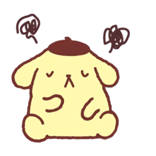 Pompompurin ? - Sticker 5