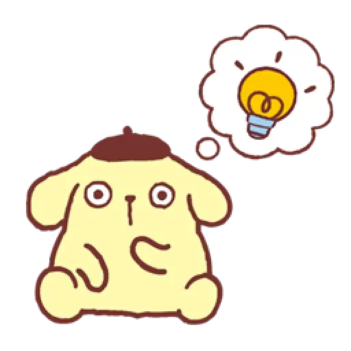 Pompompurin 🥰 - Sticker 10