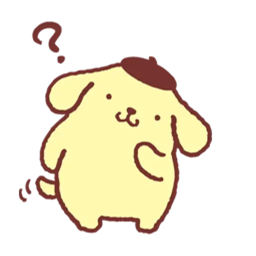 Pompompurin 🥰 - Sticker 14