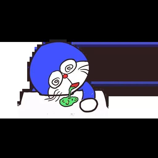 多啦A夢 - Sticker 19