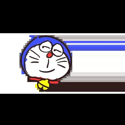 多啦A夢 - Sticker 2