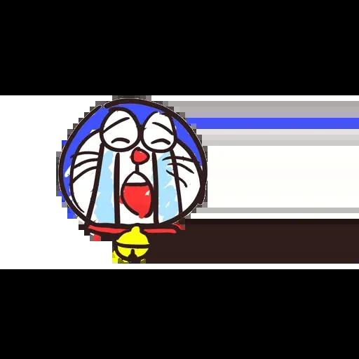 多啦A夢 - Sticker 3