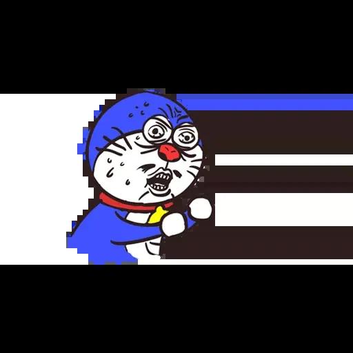 多啦A夢 - Sticker 30