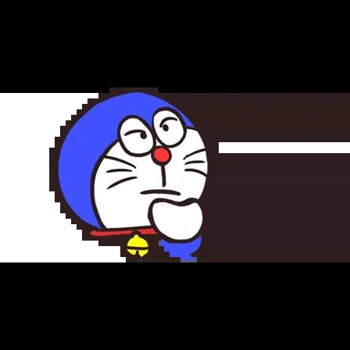 多啦A夢 - Sticker 12