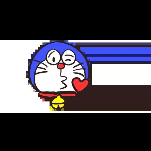 多啦A夢 - Sticker 5