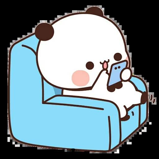 Panda1 - Sticker 2