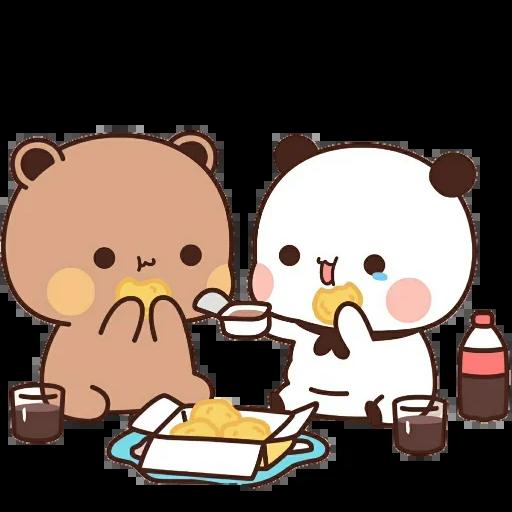 Panda1 - Sticker 4