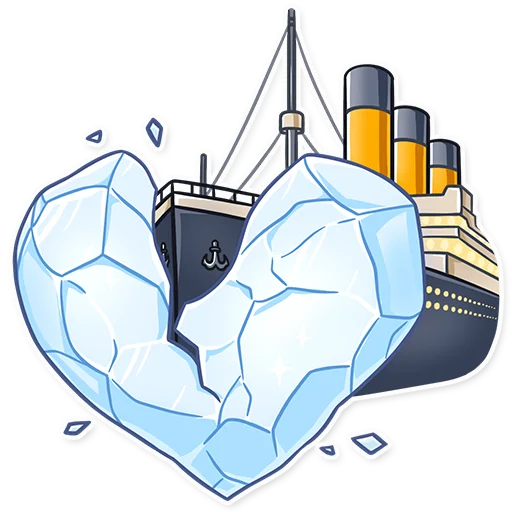 Titanic - Sticker 7