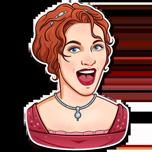 Titanic - Sticker 14