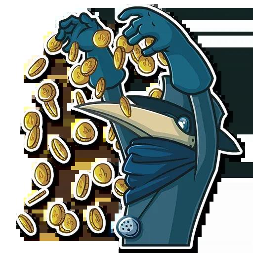 Plague - Sticker 8