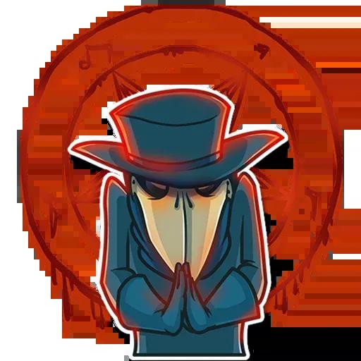 Plague - Sticker 9