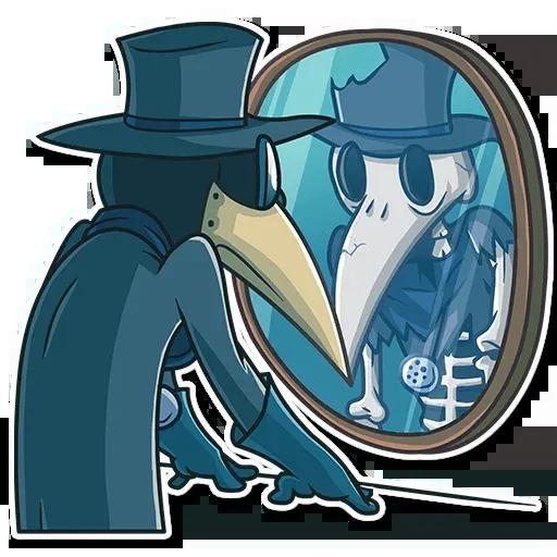 Plague - Sticker 18