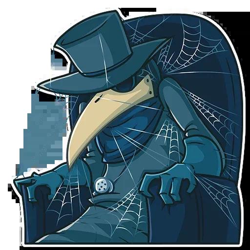 Plague - Sticker 19