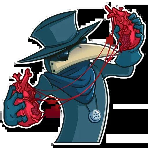 Plague - Sticker 27