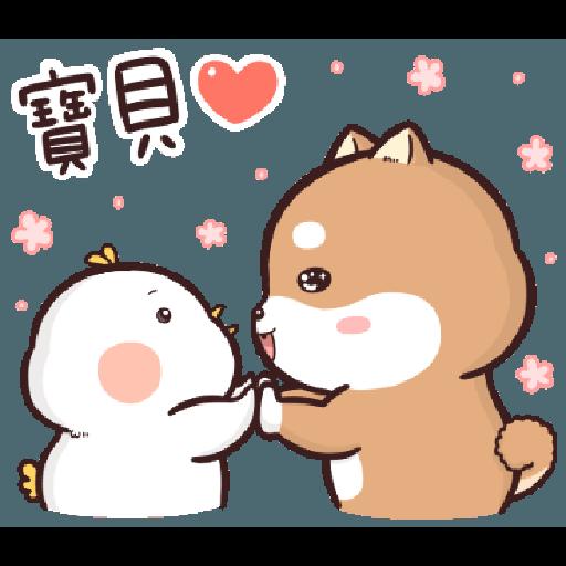 Shiba Inu PIPI's life(3) by Liz - 1 - Sticker 20