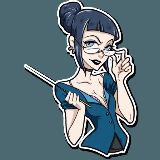 Bad Girl - Sticker 14