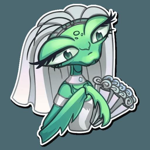 Mantis Eva - Sticker 18