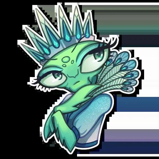 Mantis Eva - Sticker 13