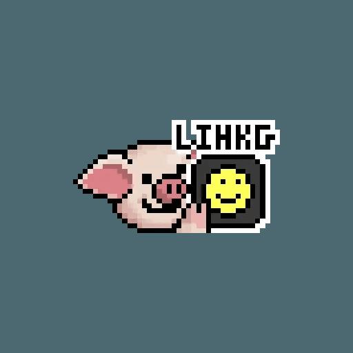 LIpig - Sticker 21