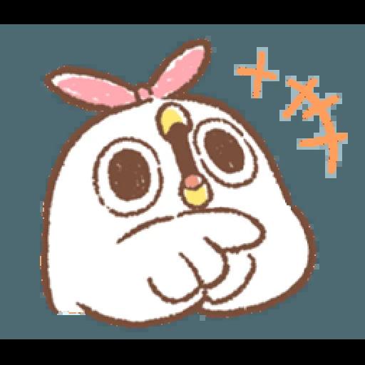 """太可愛了!誰能不""""鳥""""我 (2) - Sticker 15"""