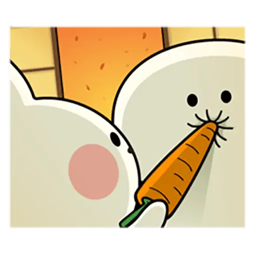 Spoiled rabbit 忙碌碌版 2 - Sticker 19