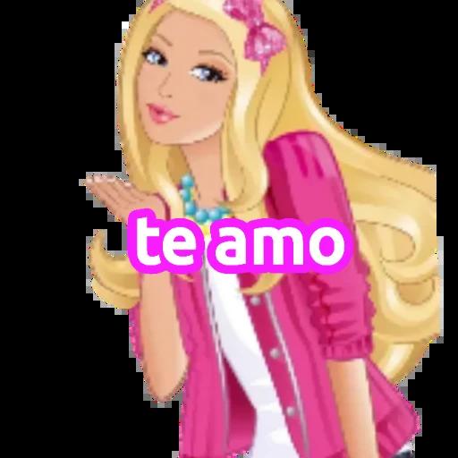 Barbie  - Sticker 22