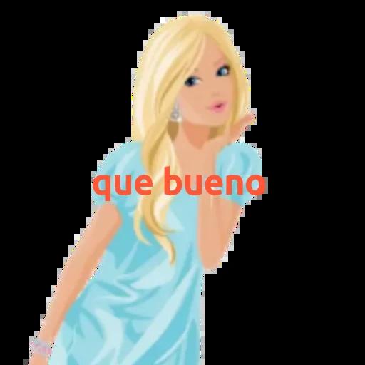 Barbie  - Sticker 23
