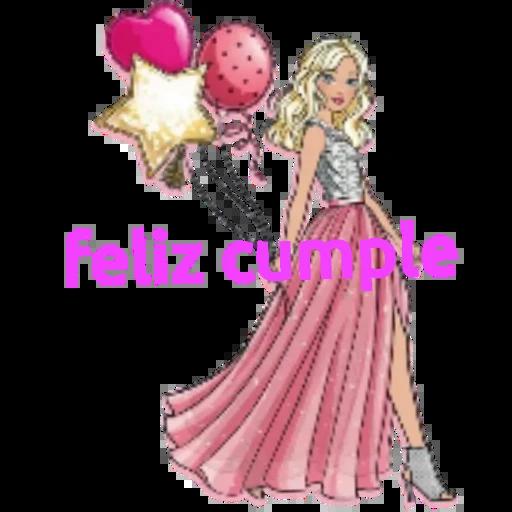 Barbie  - Sticker 19
