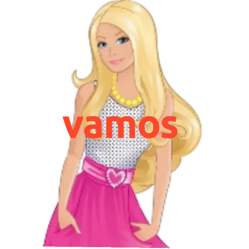 Barbie  - Sticker 3