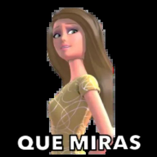 Barbie  - Sticker 11
