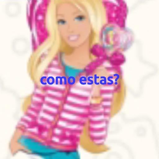 Barbie  - Sticker 20