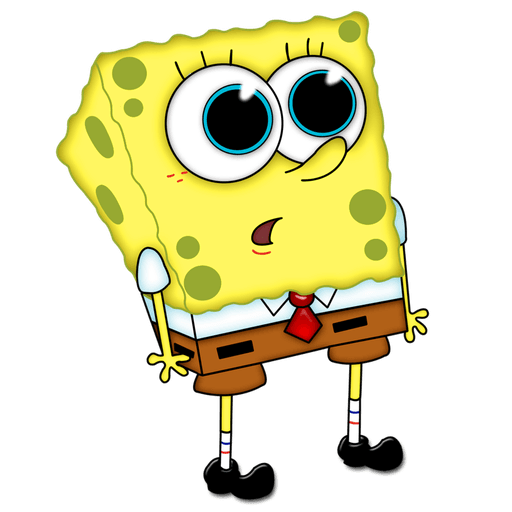 Bob Esponja 2.0 - Sticker 24