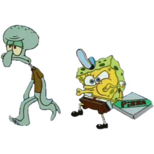 Bob Esponja 2.0 - Sticker 12