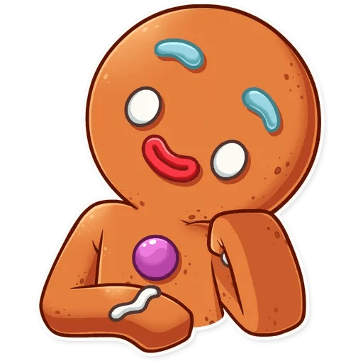 GINGY - Sticker 20