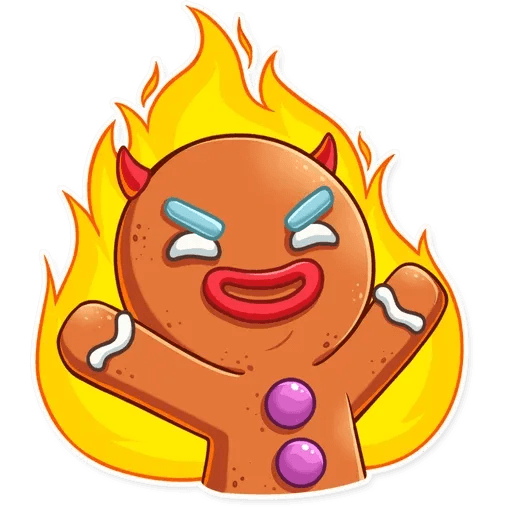 GINGY - Sticker 16
