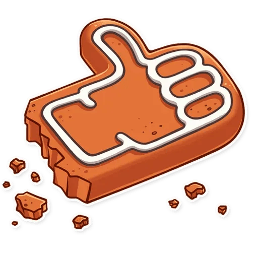 GINGY - Sticker 3