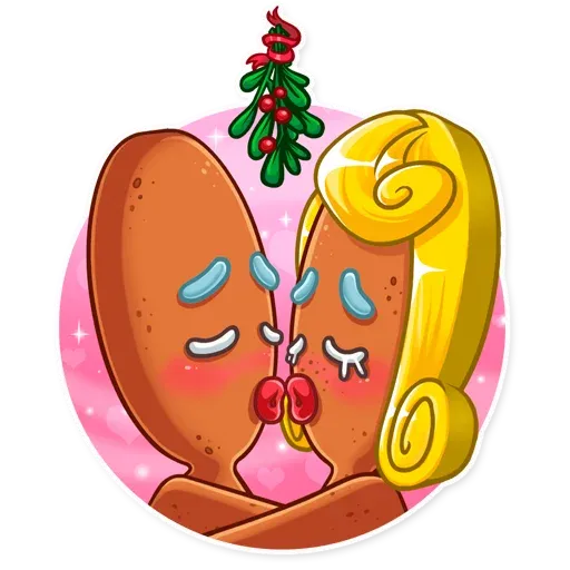 GINGY - Sticker 28