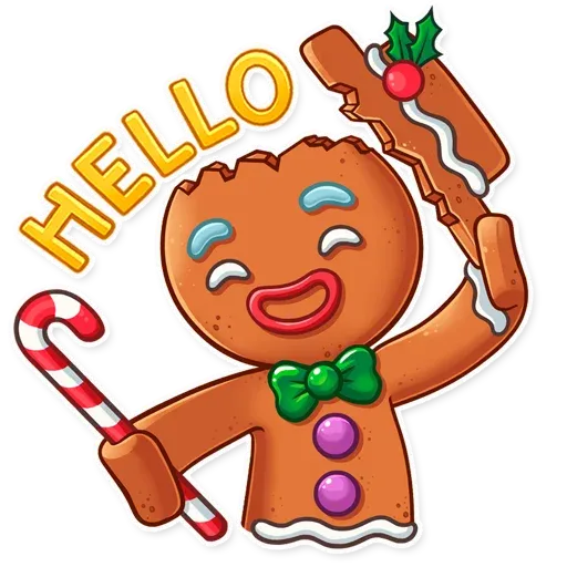 GINGY - Sticker 5