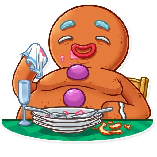 GINGY - Sticker 21