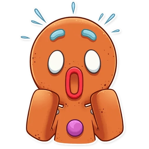 GINGY - Sticker 4