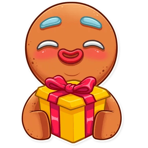 GINGY - Sticker 30