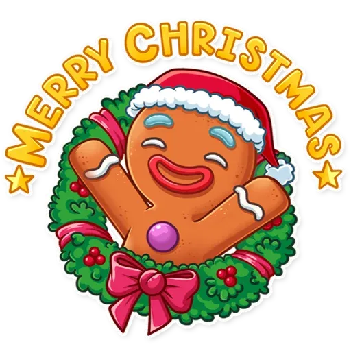 GINGY - Sticker 6
