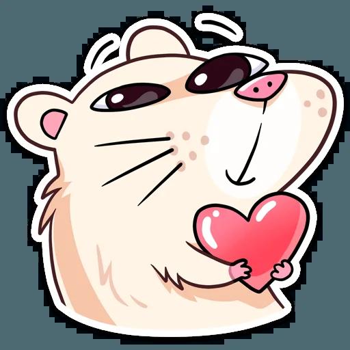 Hamster - Sticker 14