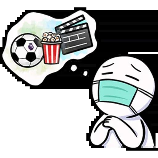 Masks meme - Sticker 25