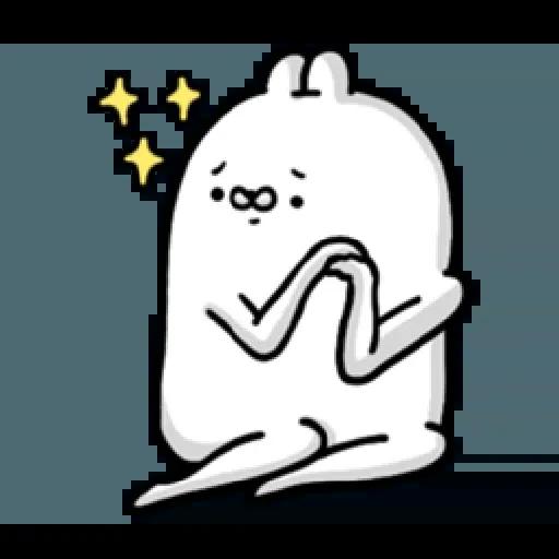 Rabbit2 - Sticker 26