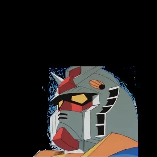Gundam3 - Sticker 13