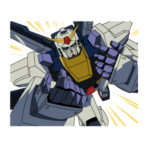Gundam3 - Sticker 4