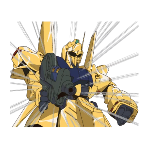 Gundam3 - Sticker 2